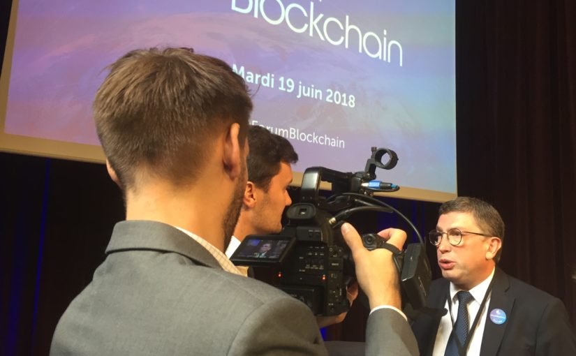Seconde édition du Forum Blockchain : la France a la possibilité de faire valoir sa vision !