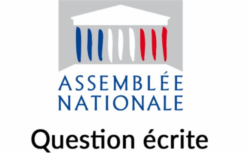 Ma question écrite sur l'interdiction des importations des produits agricoles non conformes