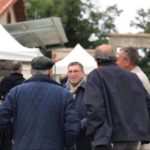 Un week-end d'octobre en circonscription
